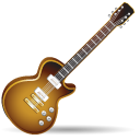 Guitar, Instrument, Music, Rock icon