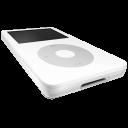 apple, ipod, blanc icon