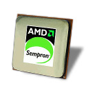 AMD Sempron CPU icon