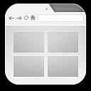 browser alt icon