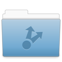 folder publicshare icon