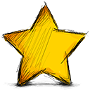 full, star icon