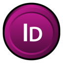 indesign, adobe, cs icon