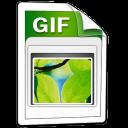 Gif, Imagen icon