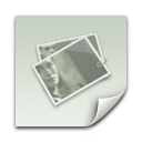 photo, file, picture, paper, pic, document, clipping, image icon