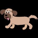 Dog, icon