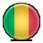 flag, mali icon