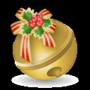 xmas,bell,christmas icon