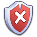 security,firewall,off icon