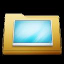 classic, folder, desktop icon
