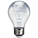 light, bulb, hint, idea icon