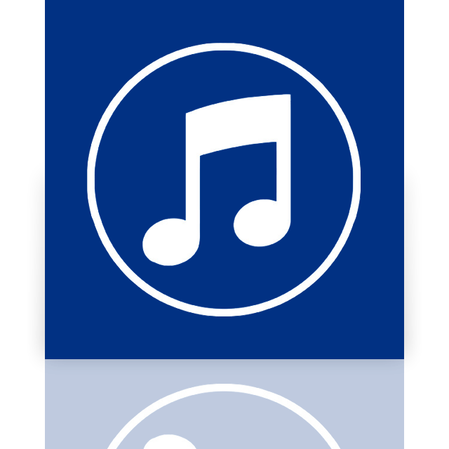 mirror, itunes icon