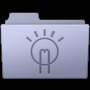 Idea Folder Lavender icon
