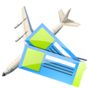air,ticket icon