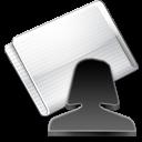 Folder Users female icon