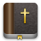 book, christianity, bible icon