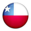 country, flag, chile icon