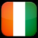 Cote, d'Ivoire icon