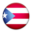 puerto, rico, flag, country icon