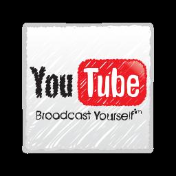 social media, youtube, social network, social icon