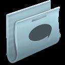speak, talk, folder, comment, chat icon