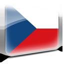 flag, dooffy, republic, design, czech icon
