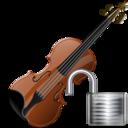 Unlock, Violin icon