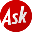 ask, question, search, help, service icon