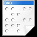 Mimetype source icon