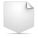 clipping,generic icon