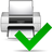 kdeprint, enableprinter icon