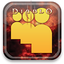 diablo, myspace icon