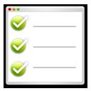 Panel, Settings icon