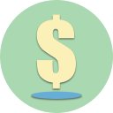 ecommerce, business, shopping, dollar, financial, cash, banking icon