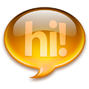 talk, chat icon