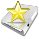 Folders Favourites icon