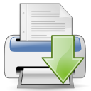 paper, print, printer, document, file icon