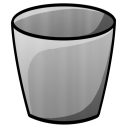 Bucket Empty icon