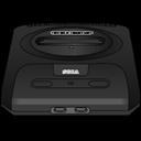 Black, Genesis, , Sega icon