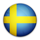 of, sweden, flag icon