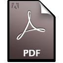 pdf, file, document, acp icon
