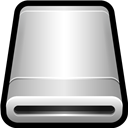Device, Drive, External, Removable icon