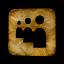 About, Logo, Myspace, Us icon