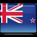 zealand, new, flag icon
