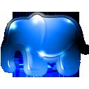 elephant, phppg, animal icon