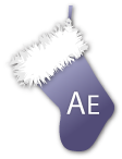 dock, ae icon