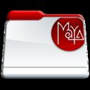 maya,folder icon