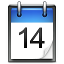 ical, calendar, schedule, date icon