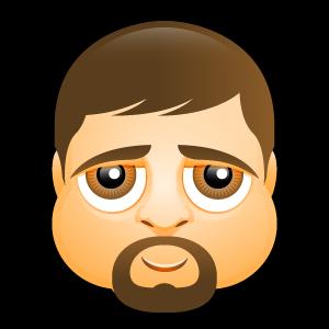 face, avatar icon