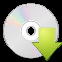 media import audio cd icon